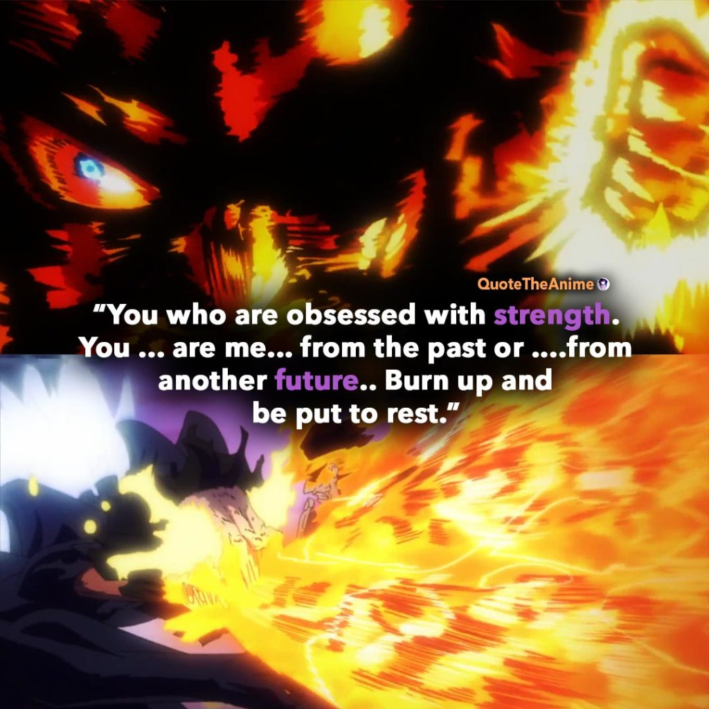 41 Powerful My Hero Academia Quotes Images Wallpaper
