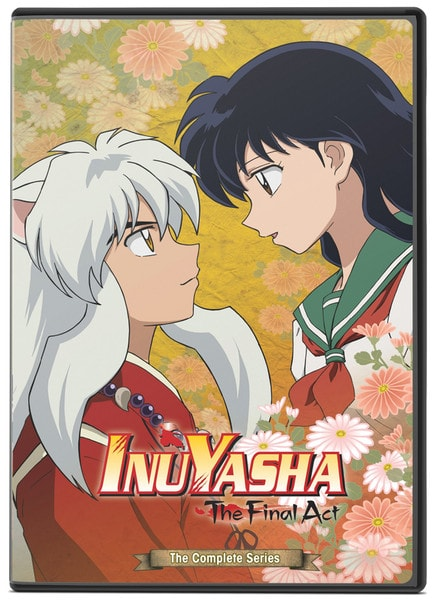 Inu Yasha The Final Act Complete Series DVD