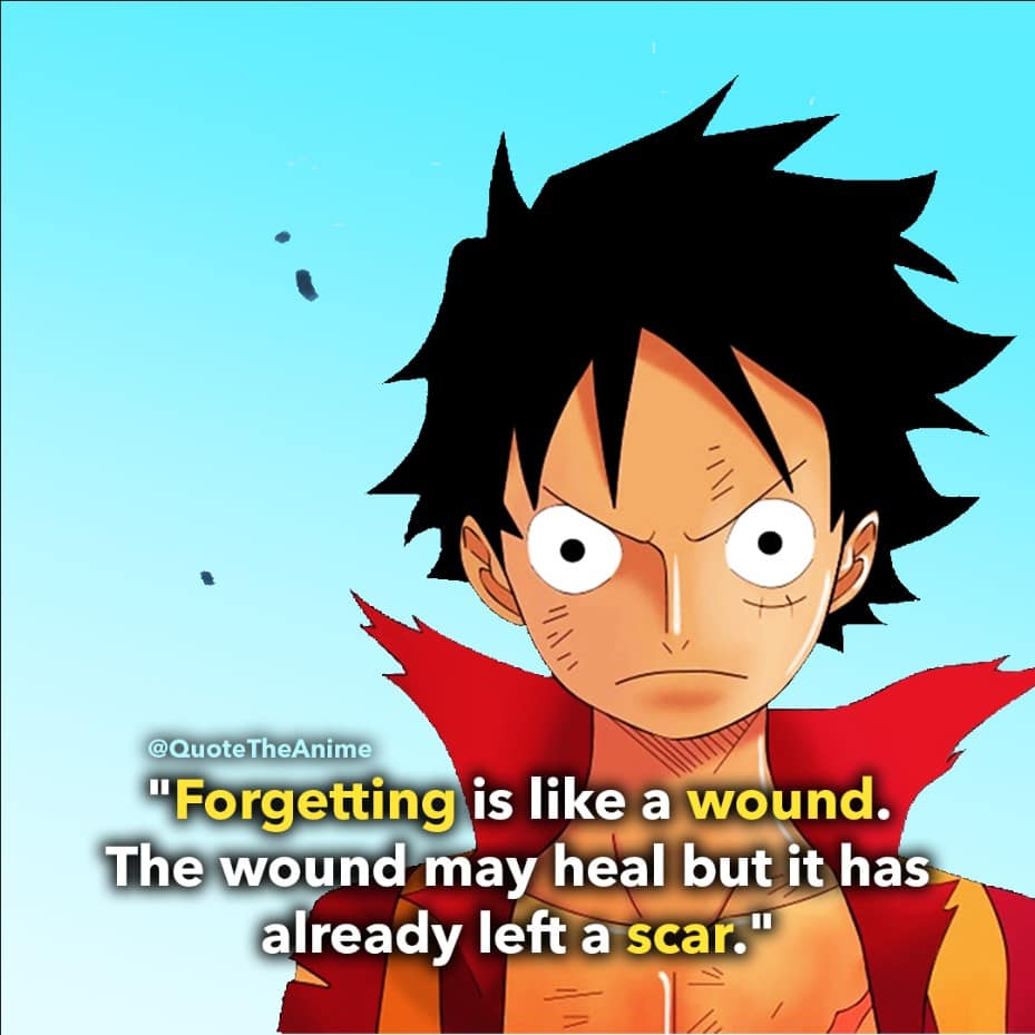 10 Luffy Quotes That Inspire Us