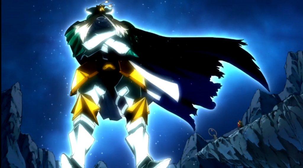 Celestial spirit king strongest fairy tail character