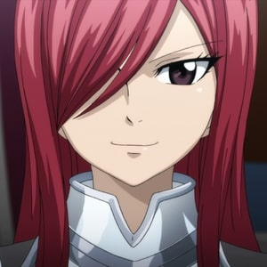 Erza strongest fairy tail character