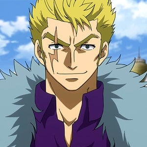 Laxus strongest fairy tail character
