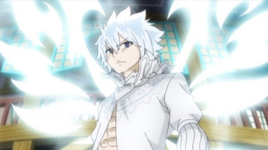 Zeref strongest fairy tail character