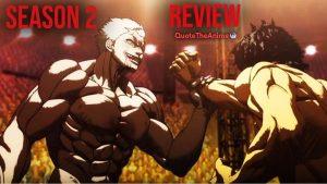 Kengan Ashura Review Season 2 Anime Reviews