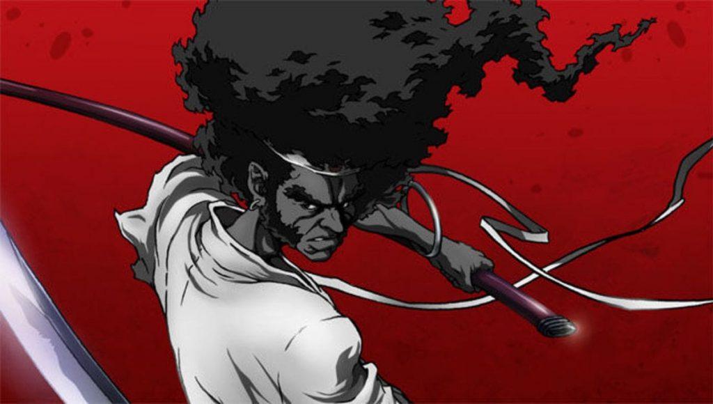 Afro Samurai Title Card