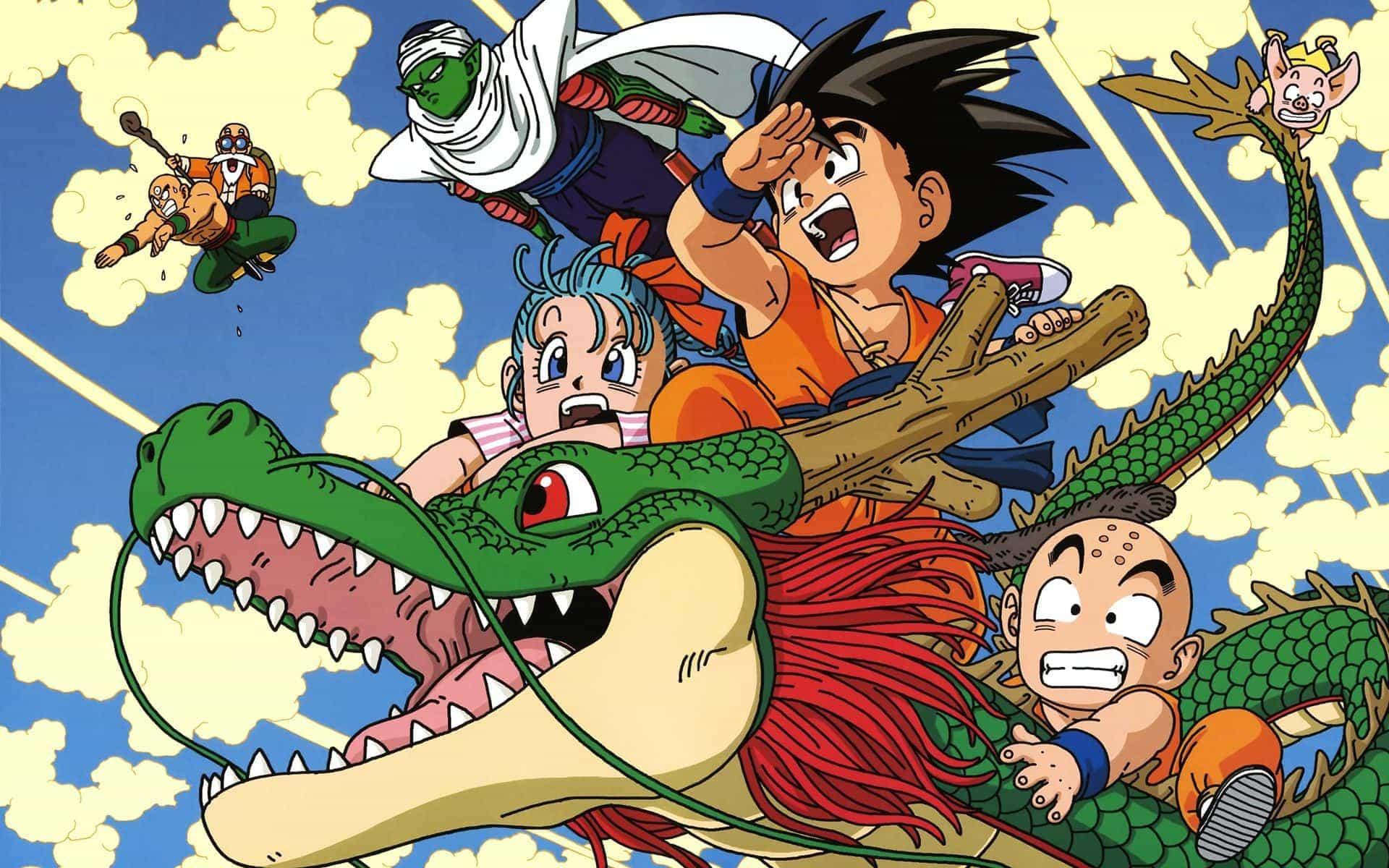 Dragon Ball Banner