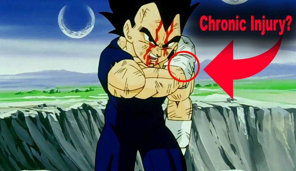 Vegeta Chronic Injury