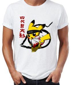 hokage naruto pikachu