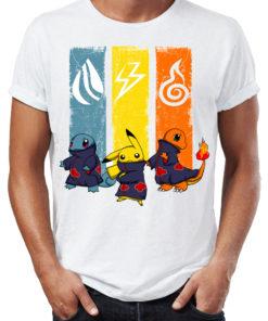 akatasuki pokemon pikachu charmander, naruto