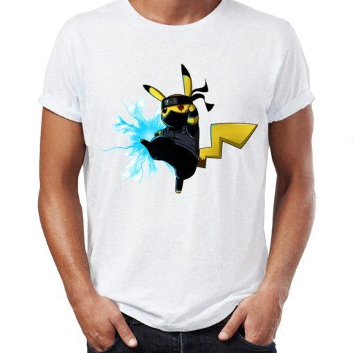 kakachu - Kakashi & pikachu