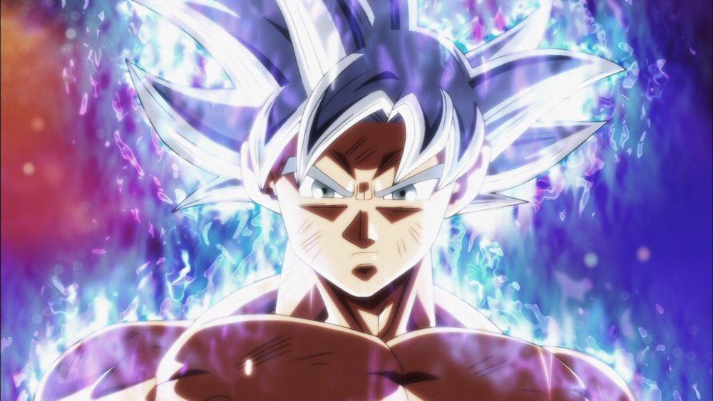 Goku God of Destruction