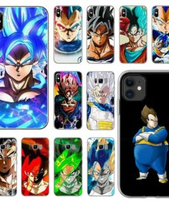 Dragon Ball Phone Cases