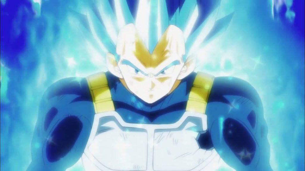 Vegeta, Next God of Destruction