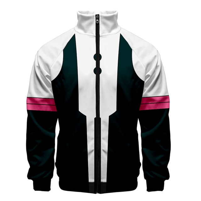 Hype 10+ My Hero Academia Zip-up Track Jacket