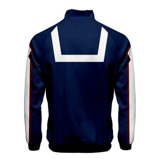 UA Uniform Jacket Back zipper zip-up