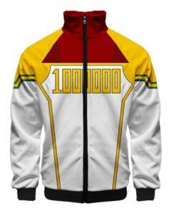 Lemillion Jacket zipper zip-up