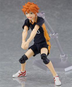 Haikyu!! figma Shoyo Hinata - orange rouge