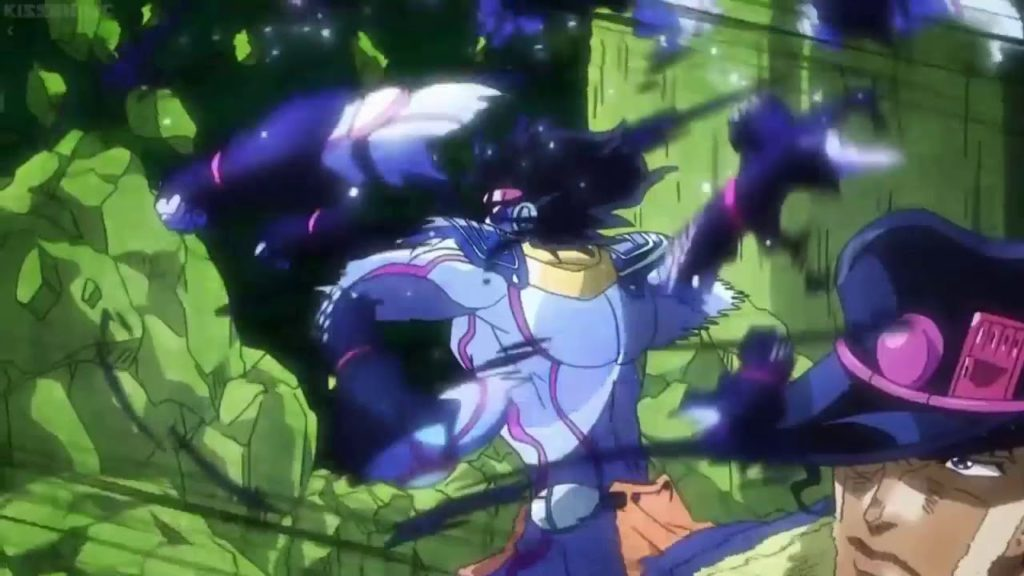 Star Platinum is Jonathan Joestar