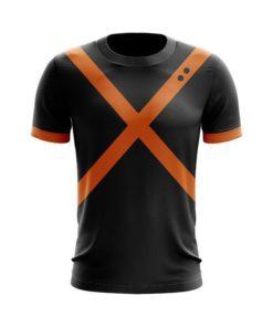 Bakugo cosplay shirt - My Hero Academia