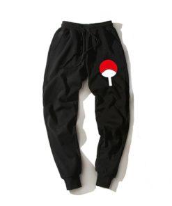 black uchiha clan naruto Shinobi-Sweatpants