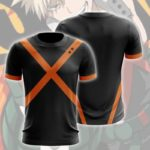 My Hero Academia T-Shirts For Cosplay and Casual