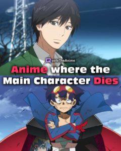 Anime where the MC Dies